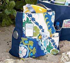 pottery barn inspired tote tutorial