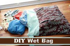 Crafty Fridays: DIY Wet Bag