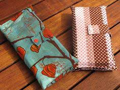 Nappy/Diaper Wallet Tutorial