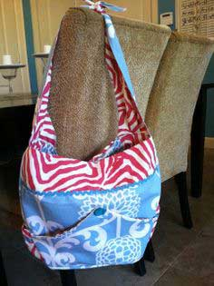 A diaper bag tutorial