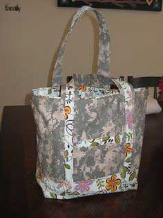 Purse/Diaper Bag **Tutorial**