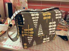 Fab AND finished ~ Madie's diaper bag