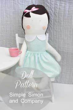 Skirting the Issue: A Doll Pattern