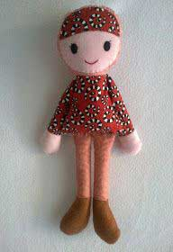 picture relating to Printable Rag Doll Patterns known as Doll Designs - Around 80 Doll Tutorials and Styles in direction of Sew
