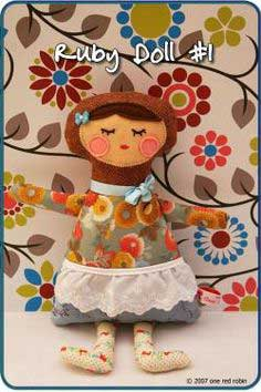 How to Make a Simple & Versatile Soft Doll