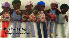 Dolly Donations Rag Dolly Tutorial – Free Pattern