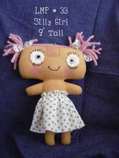 photograph regarding Free Printable Felt Doll Patterns identified as Doll Styles - Previously mentioned 80 Doll Tutorials and Behaviors towards Sew