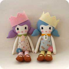 photo about Free Printable Felt Doll Patterns named Doll Layouts - Earlier mentioned 80 Doll Tutorials and Types in the direction of Sew