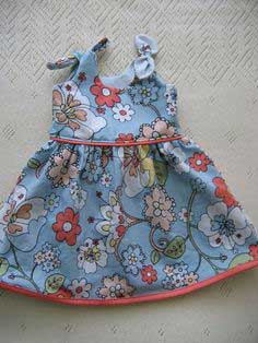 100 Free Doll Clothes Patterns To Sew