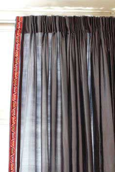 pinch pleat drapes – how-to