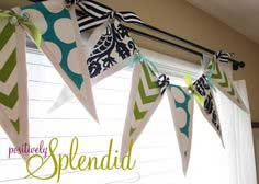 Pennant Valance and Drape Tutorial