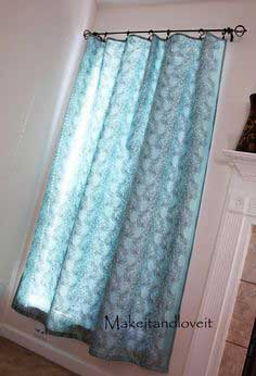 Decorate My Home, Part 1 – Simple Curtains