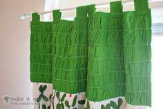 Decorate My Home, Part 20 – Gathered Top Panel Curtains with Blackout Lining