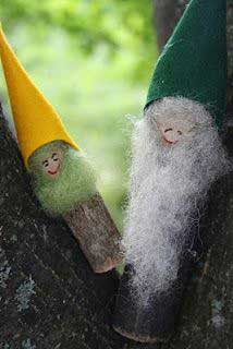 A Family of Twig Gnomes!!!!