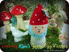 Gnome Egg Warmer Pattern