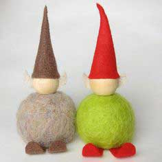 Iron Craft Challenge #21 – Felt Elf