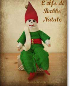 Christmas ideas: Santa's Elf tutorial