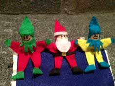 Rollie Pollie Elves