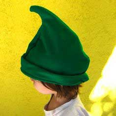Free Elf Hat Pattern