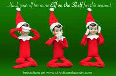 Make Your Elf on The Shelf Bendable and Grippy-Tutorial