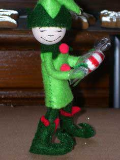 Elf Ornament – Figuring It Out