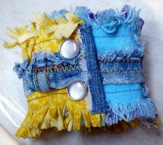 Upcycle Fabric Cuff