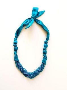 Limitless strands necklace
