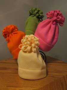 def022cb7d2 100 Fleece Hat Patterns