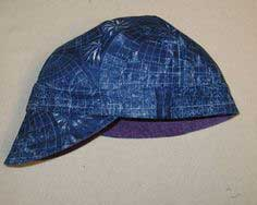 100 hat patterns free hat and cap sewing patterns tutorials welders cap tutorial pronofoot35fo Gallery