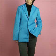 How to make tailored collar jacket