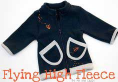 Flying High Fleece