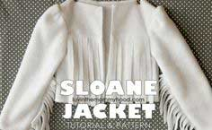 Free Pattern for a Sloane Jacket