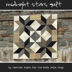 Midnight Stars Quilt