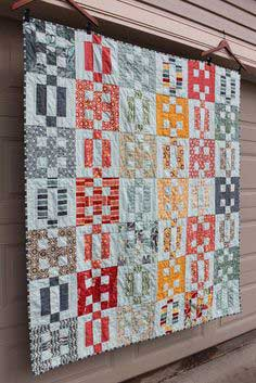 Salt Air Crossings Quilt