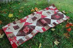 Lamplight Table Runner