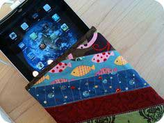 iPad sleeve three ways