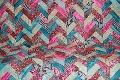 The Batik Braid Quilt Tutorial