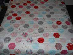 sherbet pips hexagon quilt tutorial