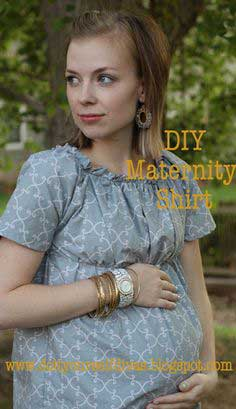 : THE PERFECT MATERNITY SHIRT