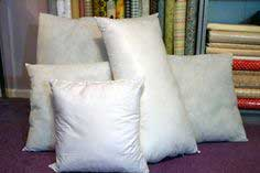 How to Make a Basic Pillow + How to Finish a Pillow with Binding
