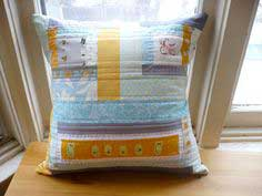 Not Your Traditional Log Cabin Pillow Tutorial