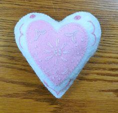 Valentine Pincushion