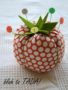 An Easy to Make Pin Cushion