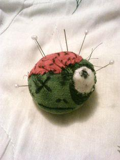 Zombie Pin Cushion