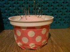 Pin-Cushion in under 5 minutes