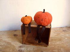 MR. PUMPKIN PINCUSHION DOLL TUTORIAL