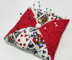 Simple pin cushion