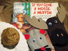 M is for Moose and Mouse {sock puppets!}