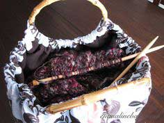 Free Purse Tutorial: The Great Granny Bag