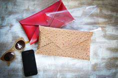 MAKE A NO SEW VINYL POUCH IN 10 MINUTES